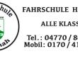 Sponsor: Fahrschule Hagenah Wischhafen